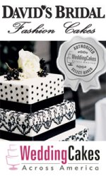 Davids Bridal Fashion Cakes